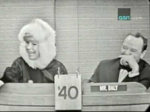 What's My Line? Carol Channing and Ginger Rogers (1965 ...