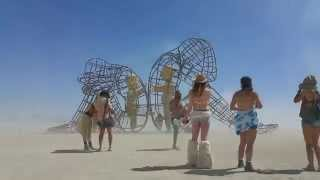 The Most Beautiful Art at Burning Man 2015. Project