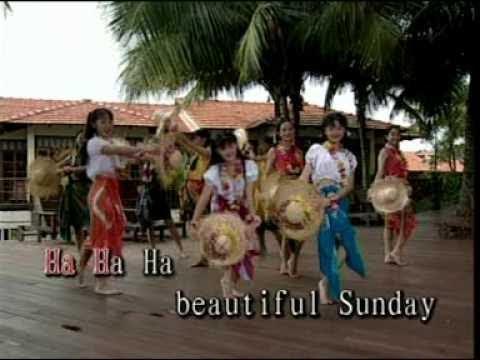 [庄群施 & 王雪晶 & 金燕子] 午夜的街头 / Beautiful Sunday -- 民谣 Folk Songs 2 In 1 (Official MV)