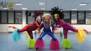 4ème séance de Zumba - Spécial Carnaval 2021
