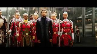 Олимпиада в Ваканде))) Мстители: Война Бесконечности
