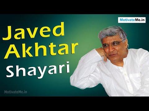 Javed Akhtar Shayari  Poetry in Hindi