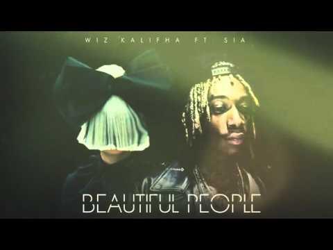 Wiz Khalifa ft. Sia - Beautiful people (Official)