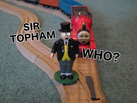 Thomas The Trackmaster Show (short 8) Sir Topham Who?