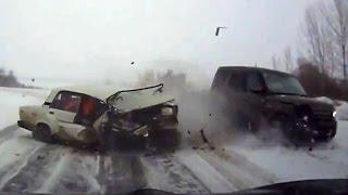Super Car Crash Compilation #03. Жуть. Аварии от первого лица.