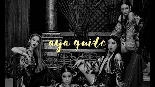 mamamoo (마마무) - aya [guide] (1 hour)