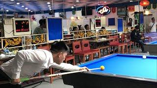 Minh Khiêm - Văn Trung. Billiards Asia Nha Trang