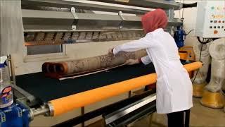 SON SİSTEM HALI YIKAMA MAKİNELERİ - Carpet washing center