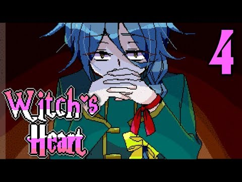 Witch's Heart - Ghost Stories... (Ashe's Route) Manly Let's Play [ 4 ]