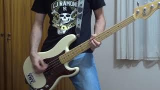 AMERICAN BEAUTY 05 - Girlfriend In A Graveyard - Cj Ramone Bass Cover