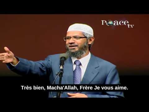La Guerre Sainte Selon l'Islam Et Le Christianisme?-Zakir Naik