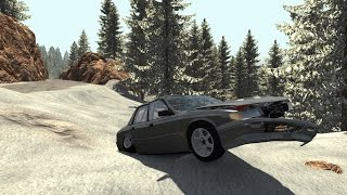 BEamNG.drive - Beam Mountains