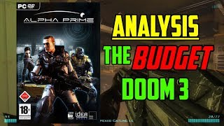 Analysis: Alpha Prime - The Budget Doom 3
