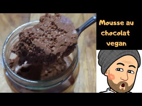 comment-faire-une-mousse-au-chocolat-végan-avec-du-jus-de-pois-chiche