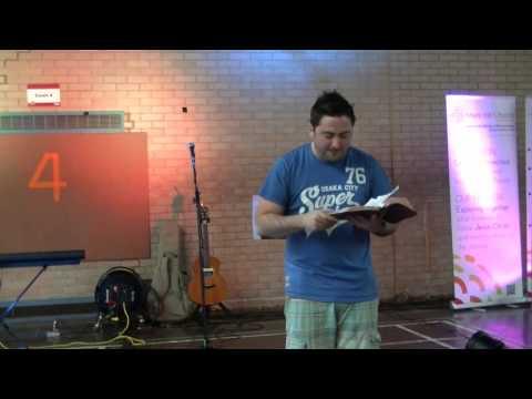 Daniel 1: Culture of Heaven - Sunday 18th May 2014