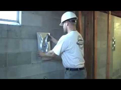Fixing Bowed Walls - Foundation Repair MN - Jesse Trebil Foundation Systems Inc