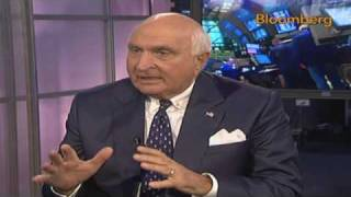 Langone Discusses Lewis Resignation at Bank of America: Video