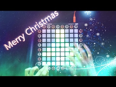 Christmas Remix- Animals [Launchpad Pro Cover]