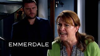 Emmerdale - Lee's Mother Is Back with a Vengeance to Attack Victoria | PREVIEW