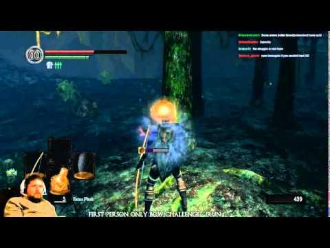 Dark Souls FPS challenge: Earning the DWGR