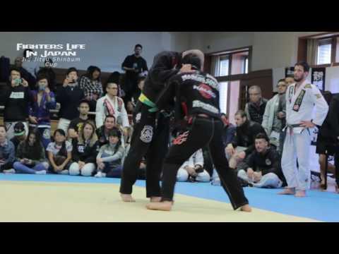 FL - Jiu Jitsu Shinbun Cup - Marcos Souza 1st