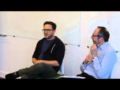 Marcus Westbury Q&A at The University of Sheffield