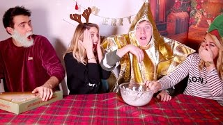 ZALFIE VS SOPPY || GINGER BREAD CHALLENGE