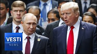 Putin and Trump's Secret Talk! Paris Meeting in the News, But Only Because of Russia and America
