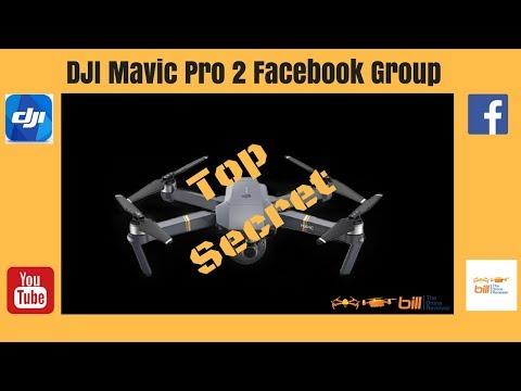 DJI Mavic Pro 2 Facebook Group