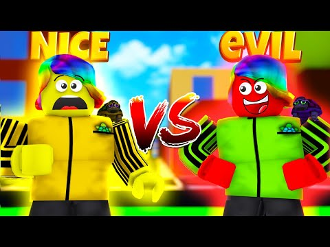 Someone made an EVIL VERSION of me and COPIED MY GAMES.. time to destroy them.. (Roblox)
