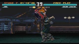 [TAS] Tekken 3 - Jin Kazama