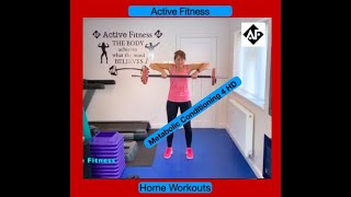Metabolic Conditioning 4 HD
