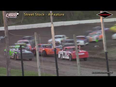 Street Stock Feature - Casino Speedway - 6/3/18