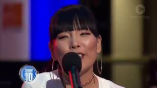 Dami Im Performs