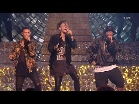 The X Factor UK 2016 Live Shows Week 6 5 After Midnight Full Clip S13E23