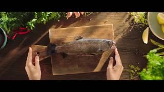 Pomyśłałbyś, że świeże ryby masz codziennie pod ręką?