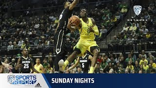 Recap: Oregon men's basketball edges Colorado behind big games from Troy Brown, Elijah Brown