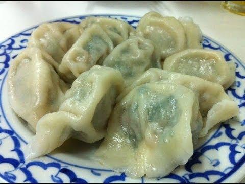 Thaiiptv : สวัสดีเมืองจีน  饺子  เกี๊ยว