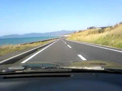 Sunrise Highway(R9~くにびき海岸道路/東進)車載カメラもどき