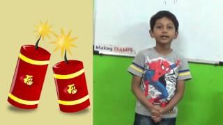 Speech on DIWALI