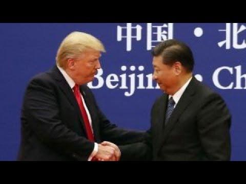 China warns trade war with US would be 'disaster'
