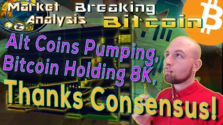 MASSIVE Altcoin Pump - Bitfinex Raises $1 Billion!  What You Need To Know About This Crypto Rally!