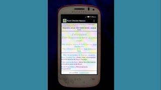 Rootear Alcatel® One Touch C3 4033a Y Mas Modelos Alcatel® OT con Framaroot