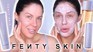 FENTY SKIN?? MY HONEST THOUGHTS & REVIEW!!