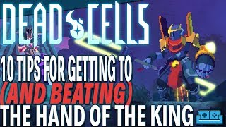 Dead Cells  | 10 tips to reach the last boss AND beat him | Gameplay guide