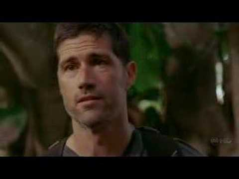 Download LOST Season 4, Ep 6: Jack/Kate scene in the jungle