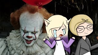 THE KILLER CLOWN CHASES US IT IN ROBLOX