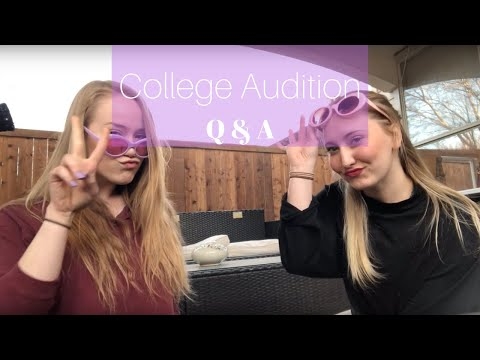 UNIFIEDS AND AUDITION SEASON TIPS
