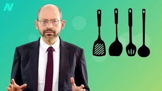 Jsou melaminové misky a polyamidové kuchyňské náčiní bezpečné?