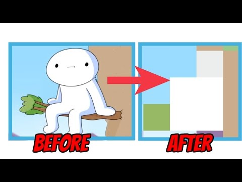"Thumbnail: TheOdd1sOut but Every time he says ""i"" The quality drops."